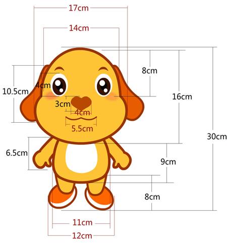 我们帮助腾讯,搜狐,京东都做过吉祥物,还包括各个行业垂直网站的图片